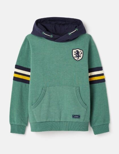 Joules Boys Shilton Hooded Sweatshirt Amazon