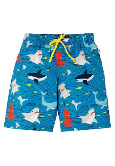 Frugi Board Shorts Go with the Flow