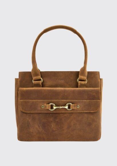 Dubarry Slane Saddle Bag Brown