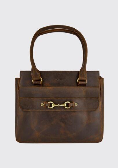 Dubarry Slane Saddle Bag Mahogany