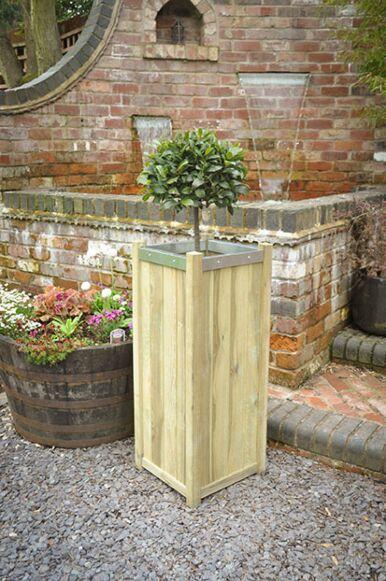 Forest Gardens Slender Planter -Large