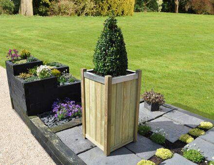 Forest Gardens Slender Planter - Small