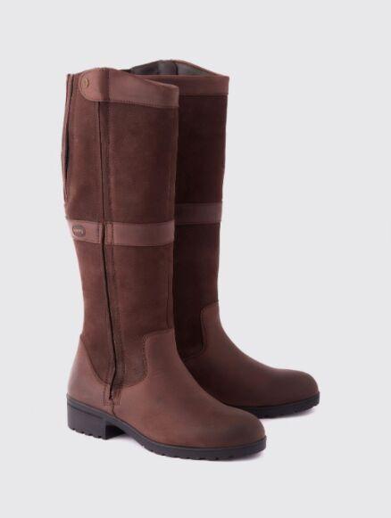 Dubarry Sligo Country Boot Java