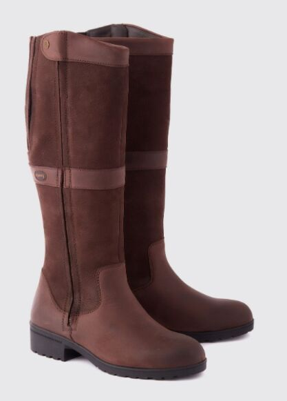 Dubarry Sligo Country Boot Java