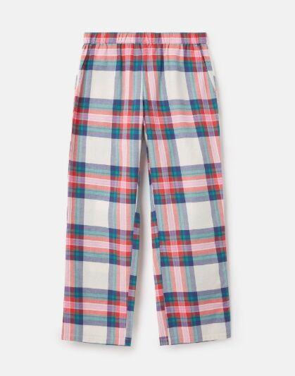 Joules Slumber Pyjama Bottoms Multi Check
