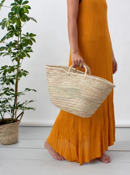 Bohemia Design Small Market Basket