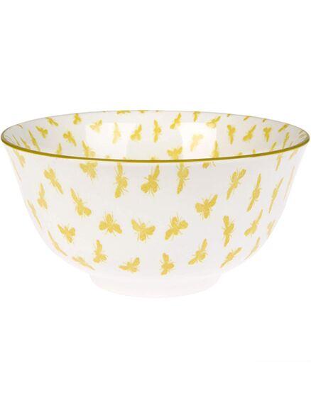 Sophie Allport Bees Porcelain Patterned Bowl