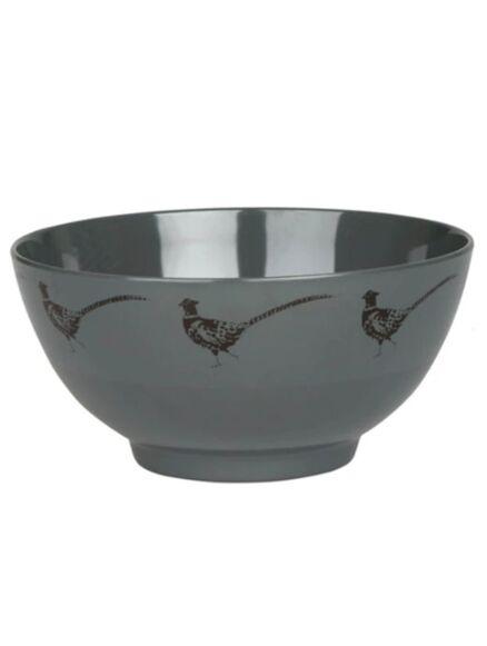 Sophie Allport Pheasant Melamine Bowl