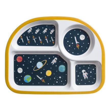 Sophie Allport Space Melamine Divider Plate