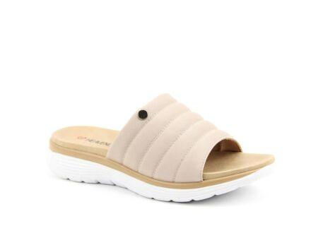 Heavenly Feet Spring Sandals Beige