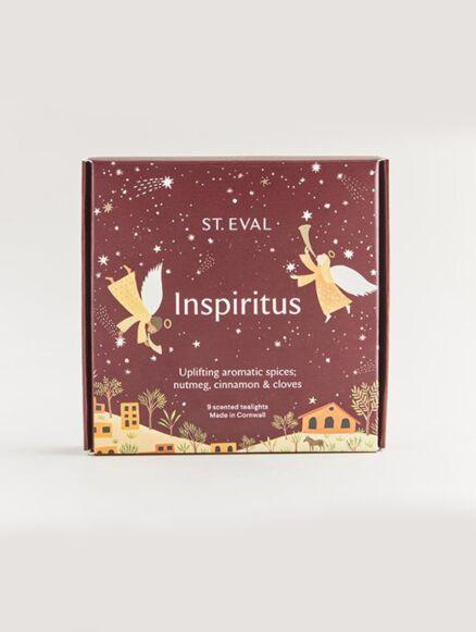 St Eval Inspiritus Christmas Tealights
