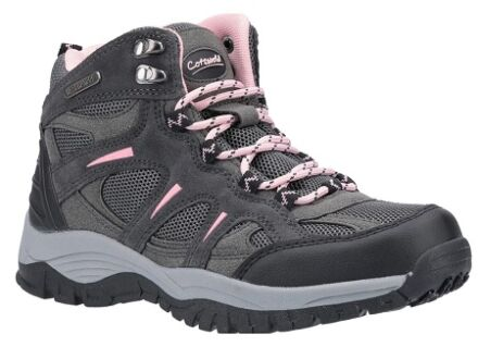 Cotswold Women's Stowell Hiking Boot Grey