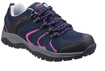 Cotswold Women's Stowell Hiking Shoe Blue