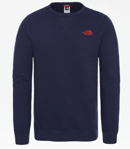 The North Face Men's Streetfleece Pullover Montague Blue
