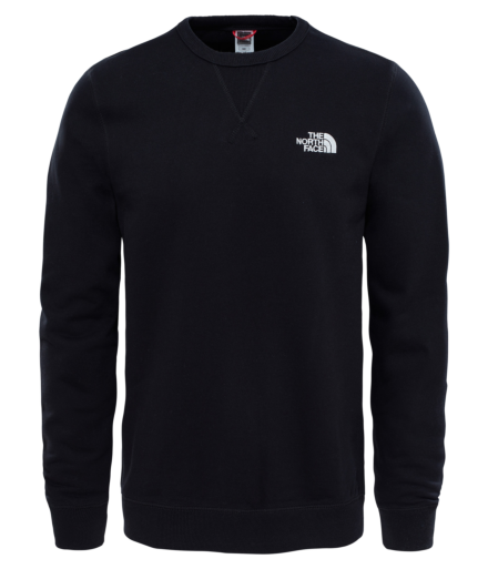 The North Face Men's Streetfleece Pullover Black/White
