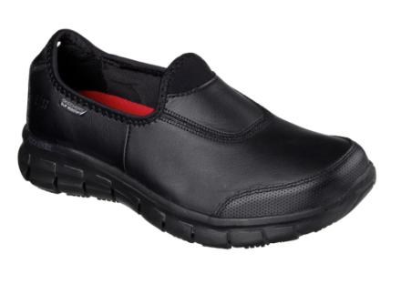 Skechers Women's Sure Track Black