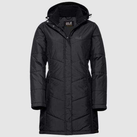 Jack Wolfskin Women's Svalbard Coat Black