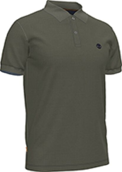 Timberland Millers River Polo Shirt Grape Leaf