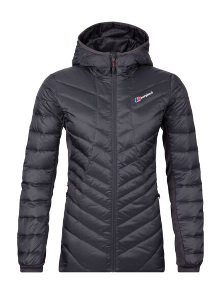 Berghaus Women's Tephra Stretch Reflect Down Jacket Carbon