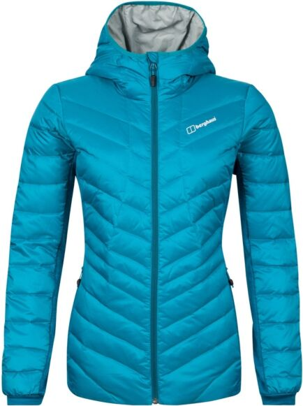 Berghaus Womens Tephra Stretch Reflect Jacket Turquoise