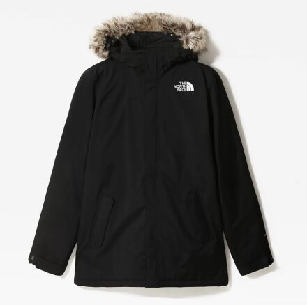 The North Face Men's Recycled Zaneck Jacket TNF Black