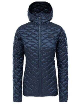 The North Face Women's Thermoball Hooded Jacket Urban Navy