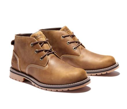 Timberland Larchmont II Waterproof Chukka Boot Saddle