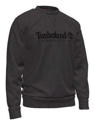 Timberland Est.1973 Crew Sweatshirt Black
