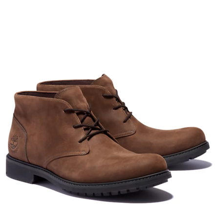 Timberland Men's Stormbuck Chukka Boots Soil