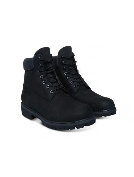 "Timberland Iconic 6"" Premium Boots Black"