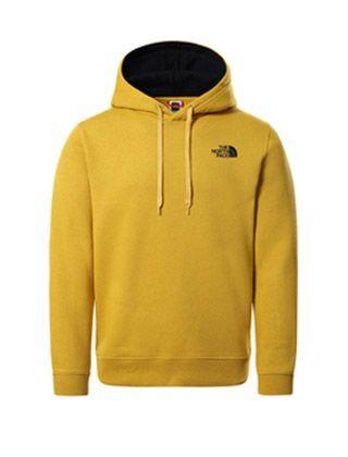 The North Face Season Drew Peak Hoodie Yellow