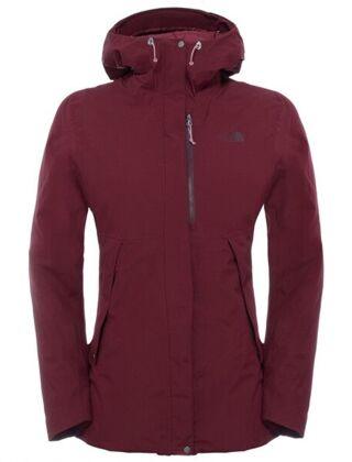 The North Face Women's Torendo Jacket Garnet Red