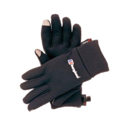 Berghaus Touchscreen Gloves Black
