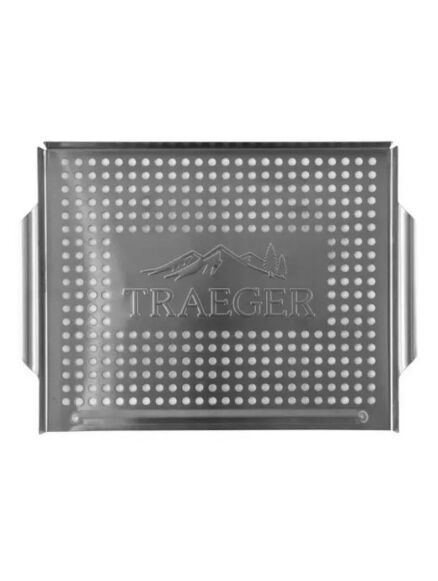Traeger Stainless Steel Grill Basket