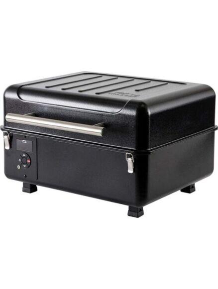 Traeger Ranger Pellet Grill Portable Black