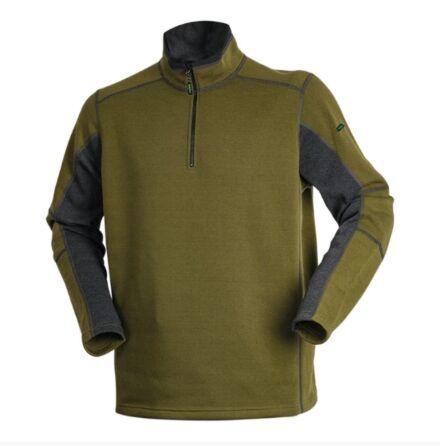Ridgeline Trail Top Olive/Grey