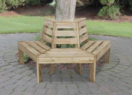 Forest Gardens Timber Tree Seat