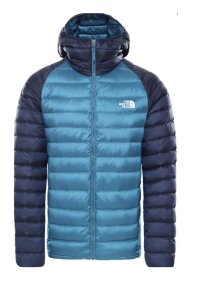 The North Face Men's Trevail Hoodie Mallard Blue / Urban Navy