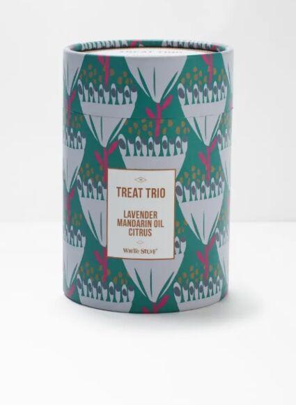 White Stuff Lavender & Mandarin Treat Trio