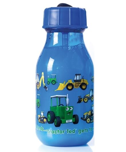 Tractor Ted Water Bottle - Digger