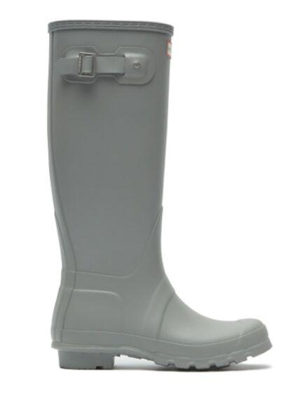 Hunter Women's Original Tall Boot Tundra Grey