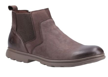 Hush Puppies Men' s Tyrone Boots Brown