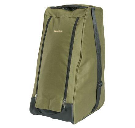 Barbour Wellington Bag Green