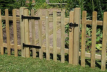 Forest Garden Ultima Pale Gate 3ft