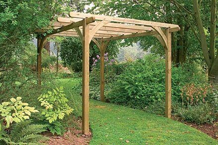 Forest Garden Ultima Pergola – 3.6 x 3.6m