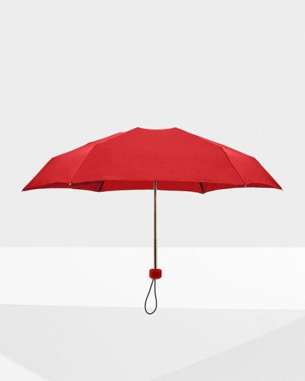 Hunter Original Mini Compact Umbrella Military Red