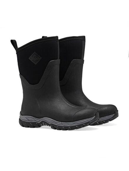 Muck Boot Unisex Arctic Sport Mid Boots Black
