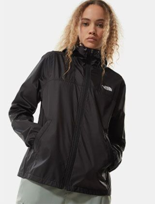 The North Face Women's Cyclone Jacket Black