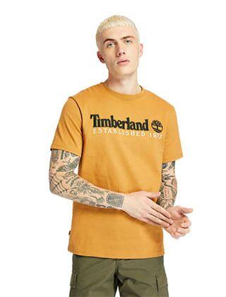 Timberland Linear Tee Wheat Boot