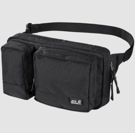 Jack Wolfskin Upgrade Belt Bag Black